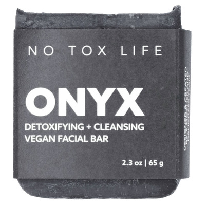 No Tox Life ONYX Detoxifying Charcoal Cleansing Bar