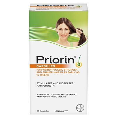 Priorin Hair Growth Capsules