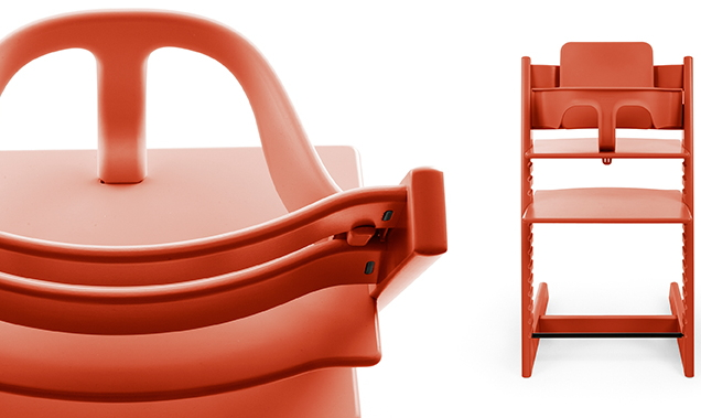 Buy Stokke Tripp Trapp Baby Set Red At Well Ca Free