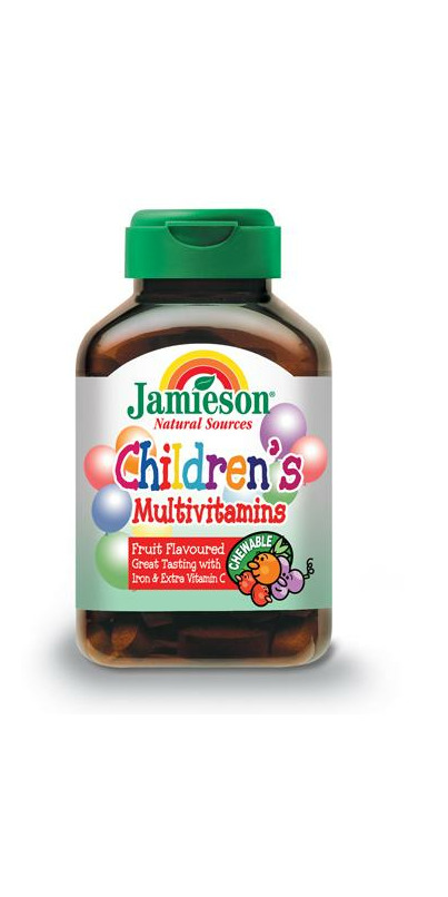 How to Give Multivitamins to Kids