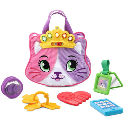 LeapFrog Purrfect Counting Purse (191054) photo