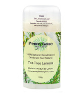 Penny Lane Organics Natural Deodorant Tea Tree Lemon