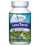 Omega Alpha LessTerol
