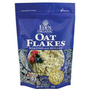 Eden Foods Organic Oat Flakes