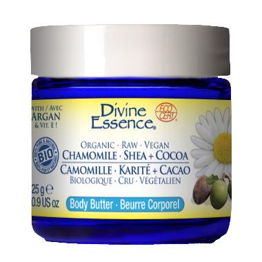 Divine Essence Camomile Shea + Cocoa Body Butter