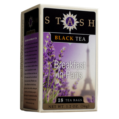 Stash Breakfast in Paris Black Tea