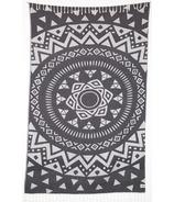 Tofino Towel The Radar Drek Gray Turkish Towel