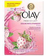 Olay Fresh Outlast Cooling White Strawberry & Mint Beauty Bar