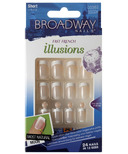 Broadway Nails Fast French Illusions Nails Kit