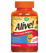 Nature's Way Alive! Kid's Gummies MultiVitamin & Mineral Supplement