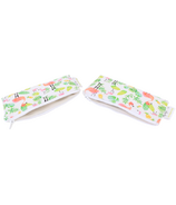Itzy Ritzy Snack Happens Mini Reusable Snack and Everything Bags