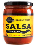 Neal Brothers All Natural Medium Corn Salsa