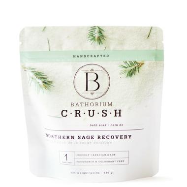 Bathorium Northern Sage Recovery Rejuvenating Bath Soak