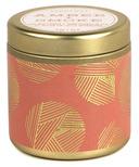 Paddywax Kaleidoscope Gold Tin Amber & Smoke Candle