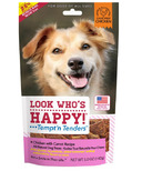 Look Who's Happy Chicken & Carrot Crusted Dog Treats