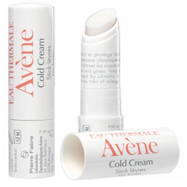 Avene Lip Balm with Cold Cream