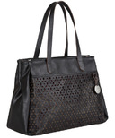 Lassig Tender Tote Diaper Bag Black
