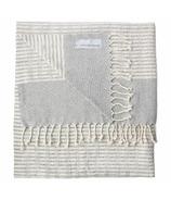 Stray & Wander Coastal Towel Dark Grey
