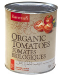 Harvest Sun Organic Canned Whole Tomatoes