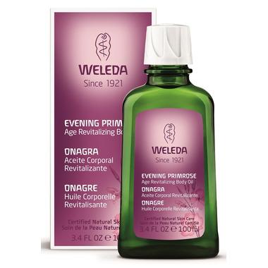 Weleda Evening Primrose Age Revitalizing Body Oil