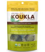 Koukla Delights Matcha & Cacao Nibs Organic Macaroons