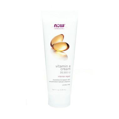 NOW Solutions Vitamin E Cream