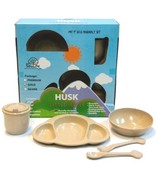 EcoSouLife Little People Husky Dishes Set