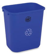 Genuine Joe Recycling Wastebasket