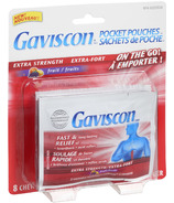 Gaviscon Extra Strength Pocket Pouches Fruit
