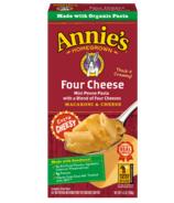 Annie's Homegrown Natural Four Cheese Macaroni & Cheese