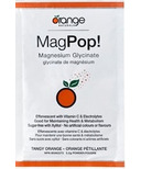 Orange Naturals MagPop! Effervescent Drink Sample