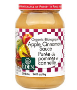 Eden Foods Organic Apple Cinnamon Sauce
