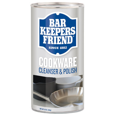 how to use bar keepers friend