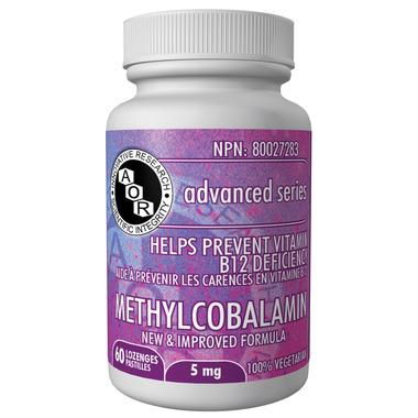 AOR Methylcobalamin High Dose Vitamin B12
