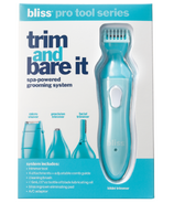 Bliss Trim & Bare It Hair Grooming System
