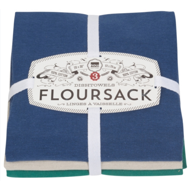 Now Designs Floursack Dishtowels