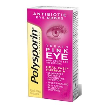 Polysporin Eye & Ear Drops