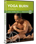 Yoga Burn DVD With Rodney Yee
