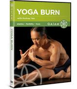 Yoga Burn DVD With Rodney Yee