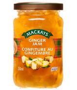 Mackays Ginger Jam