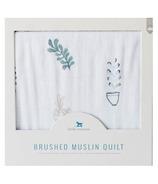 Little Unicorn Brushed Quilt Prickle Pots
