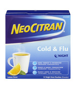 NeoCitran Cold & Flu Night