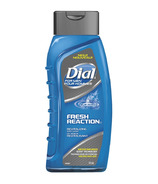 Dial for Men Fresh Reaction Body Wash Sub Zero