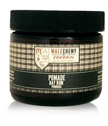 Malechemy by Cocoon Apothecary Bay Rum Pomade
