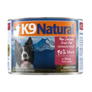 K9 Natural Venison Feast