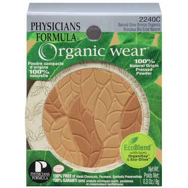 Physicians Formula Organic Wear 100% Natural Origin Bronzer