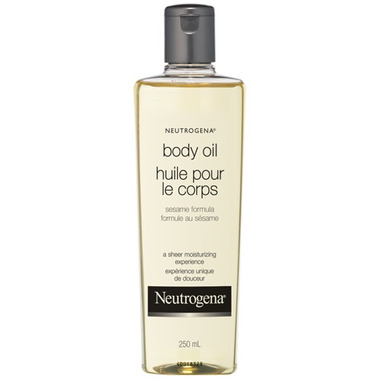 Neutrogena Sesame Body Oil