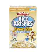 Kellogg's Rice Crispies Brown Rice Cereal