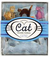 Cat Cookie Cutter Set