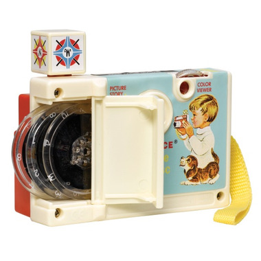 Fisher-Price Picture Disk Camera